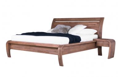 Manželská postel GRÁCIE 180 buk cink